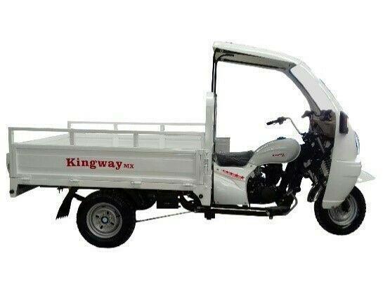 Moto de carga con cabina 600 a 700 kg
