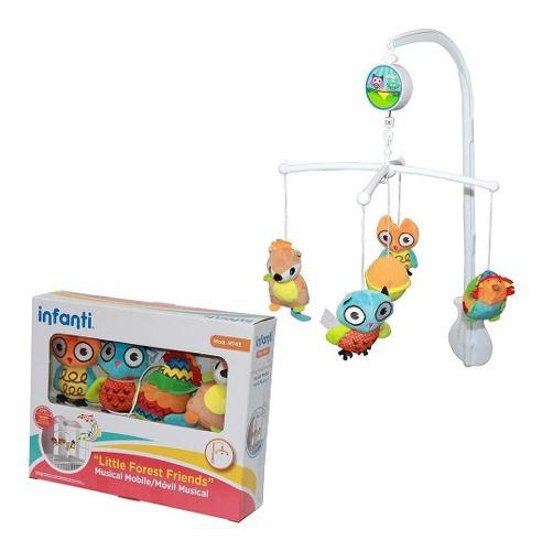 Movil musical hoot hoot owl