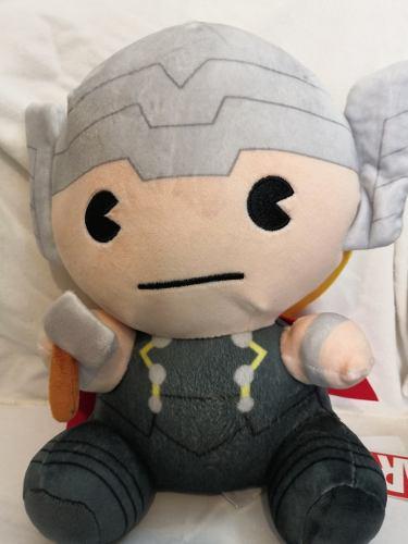 Peluche miniso marvel avengers spiderman ironman thor nuevo
