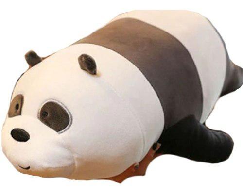 Peluche osos escandalosos bare bears 35 cm pardo panda polar