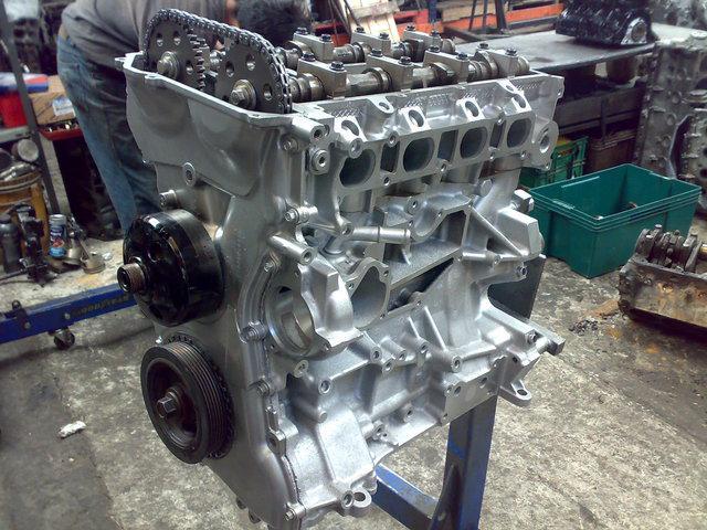Ranger motor listo para instalarse