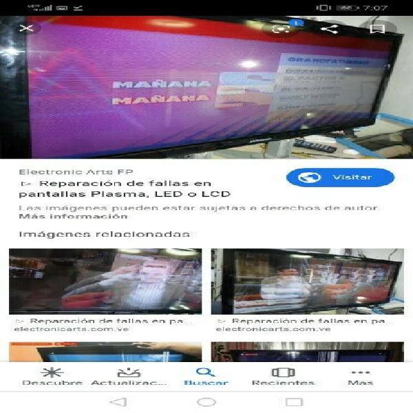 Reparación de pantallas de tv