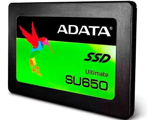 Ssd 240gb disco duro estado solido adata su650 laptop pc 2.5