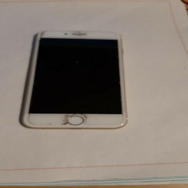 Iphone 6 16 g perfecto estado