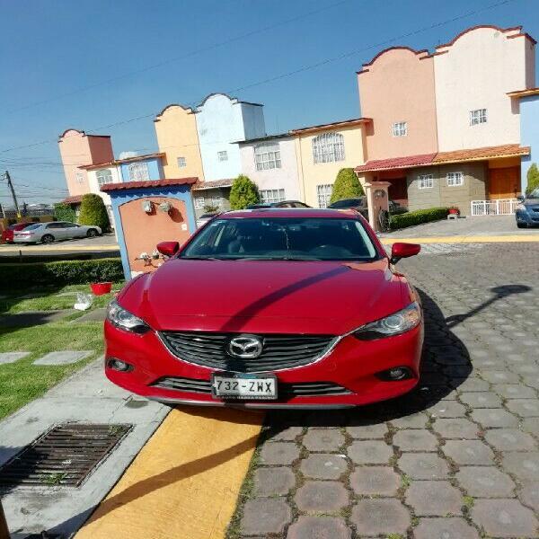 Mazda 6 grand touring plus 2015