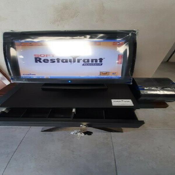 Punto de venta touchscreen restaurante/bar/cafe