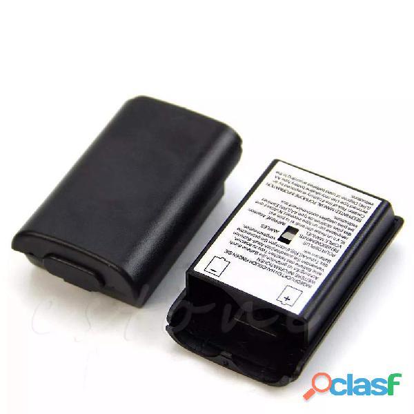Tapa Baterias Pilas Control Caja Xbox 360 4