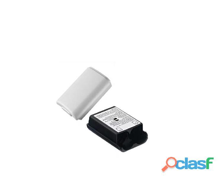 Tapa Baterias Pilas Control Caja Xbox 360 1