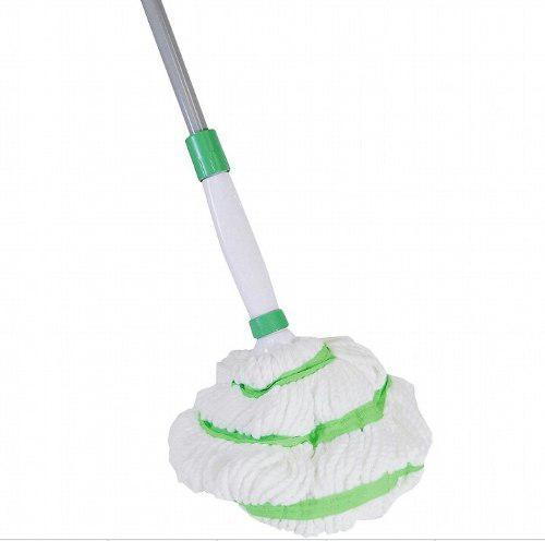Mop trapeador twist de microfibra