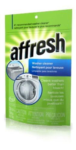 Pastilla limpiadora affresh para lavadoras duet 3 pastillas