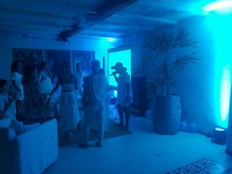 Renta de luz y sonido profesional cancun playa del carmen