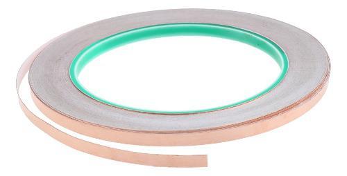 Rollo de cinta adhesiva térmico de cobre herramientas