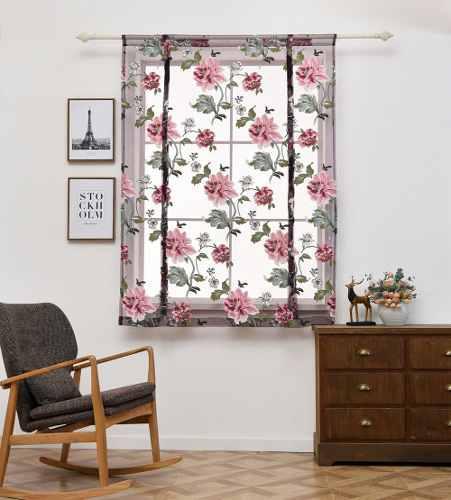 Varilla elevable para cocina, baño, ventana, cortina