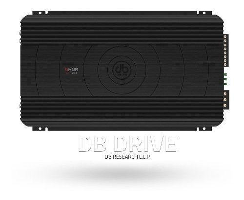 Amplificador 4 canales db drive a7-125.4 1000w