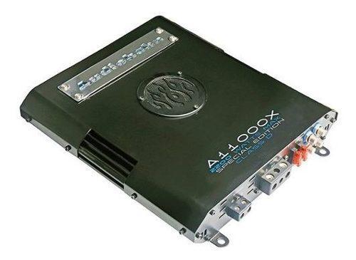 Amplificador audiobahn clase d aa11000x