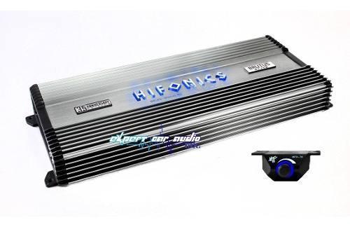 Amplificador hifonics be35 2500.1d clase d 2500w 1 canal