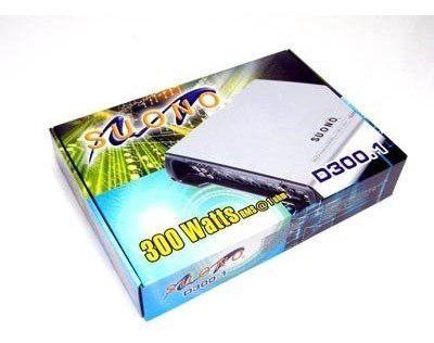Amplificador suono d300.1 quinta generación