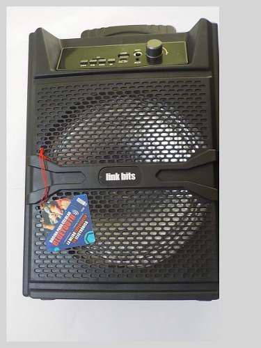 Bocina bluetooth 8 amplificador potente 1500w