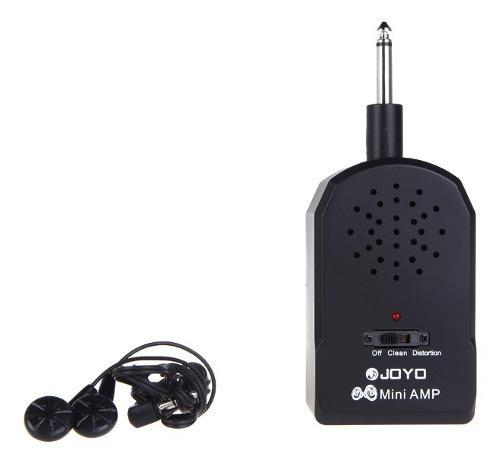 Joyo ja-01 mini amplificador de guitarra amp entrada de mp3