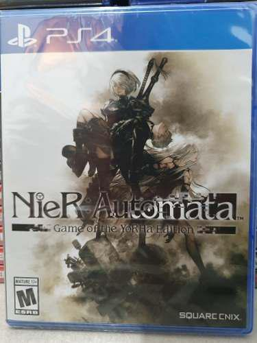 Nier automata game of the yorha edition ps4 nuevo beyond_trc