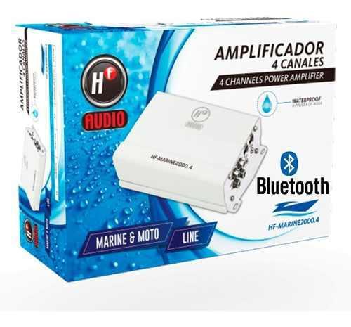Nuevo! amplificador marino bluetooth mini clase a/b 4