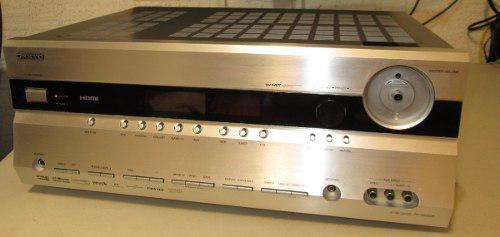 Onkyo amplificador receiver hdmi c/control remoto & detalles