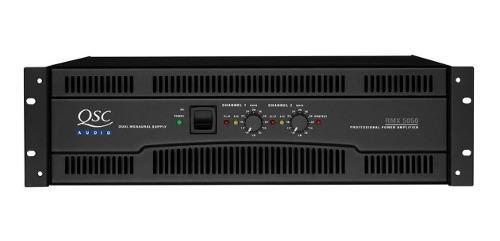 QSC RMX-5050 AMPLIFICADOR DE AUDIO PROFESIONAL ENVIO GRATIS segunda mano  México (Todas las ciudades)