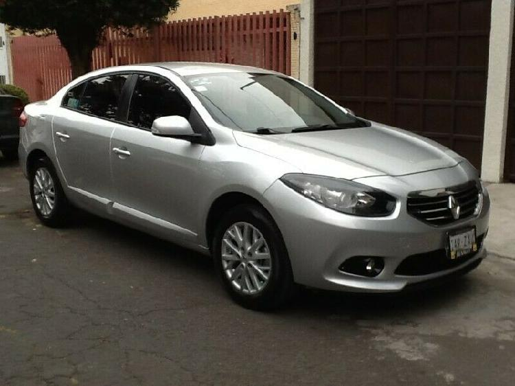 Renault fluence 2.0 expression transmision manual impecable