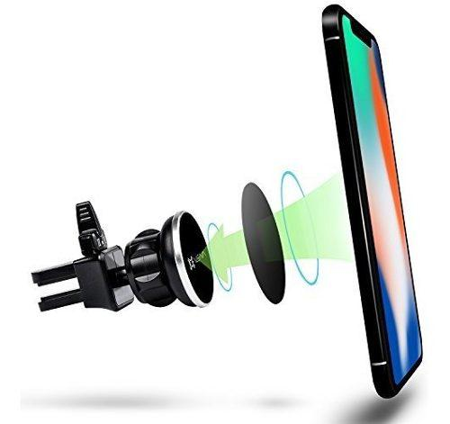Coche soporte de teléfono vena 6netic magnético de