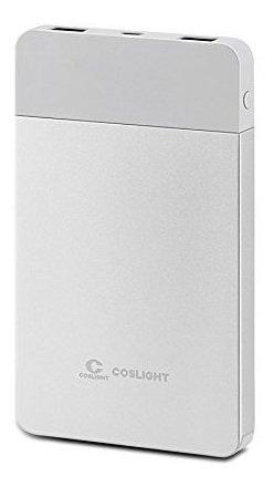 Coslight 9500mah qc 30 power bank qualcomm quick charge 30 c