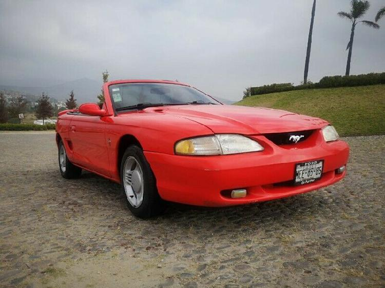 Ford mustang convertible, mod. 1996