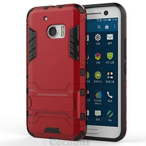 Htc 10 case cocomii iron man armour new heavy duty superior