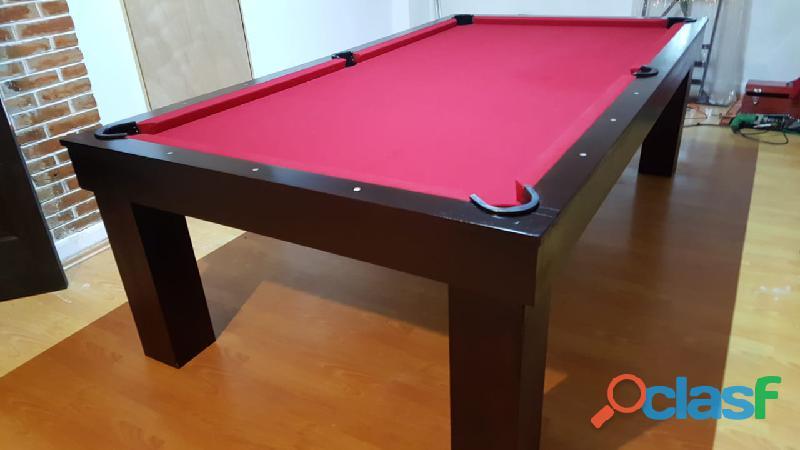 Icreible mesa para billar