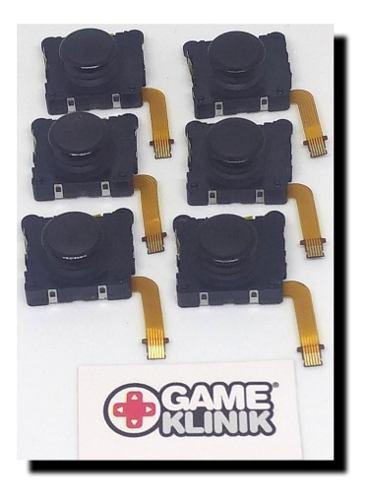 6 x joystick análogo izq / der ps vita fat 1000 nuevos