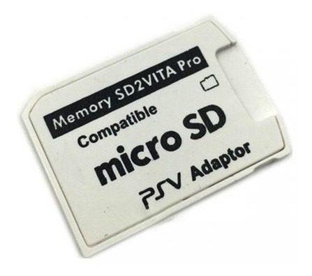 Adaptador microsd para ps vita:: virtual zone
