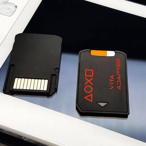 Adaptador para ps vita tarjeta de memoria micro sd