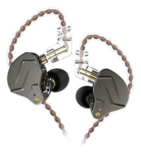 Auriculares kz zsn pro quad-core moving sin micrófono