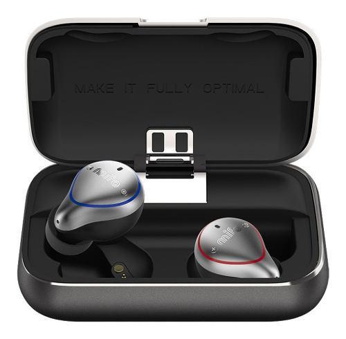 Bluetooth auricular mifo o5 ipx7 urround efecto de sonido