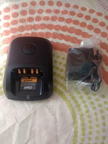 Cargador de baterias para radio motorola apx 2000