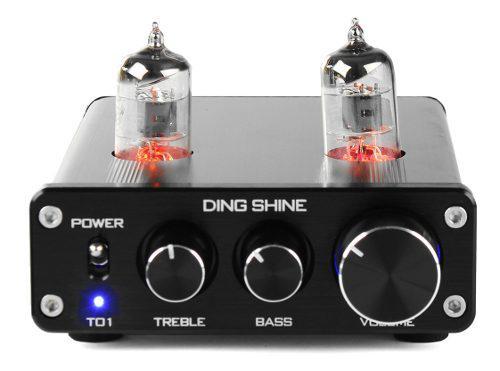 Dc12v audio mini 6j1 válvula y tubo de vacío