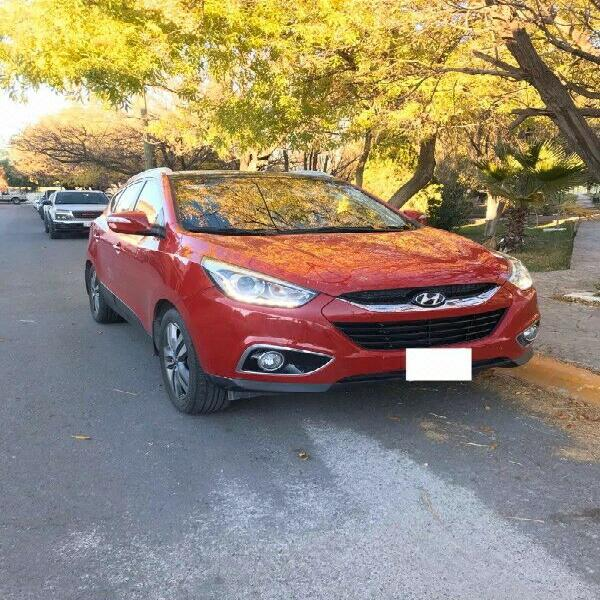 Hyundai ix35 limited 2016