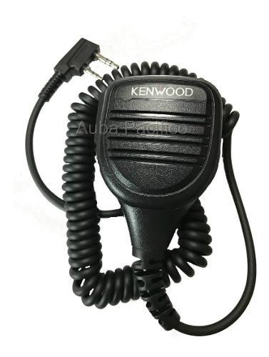 Kenwood baofeng micrófono de solapa para kenwood nuevo