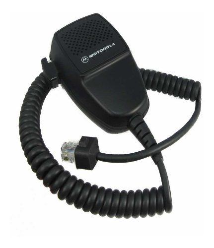 Microfono motorola em200/dem300