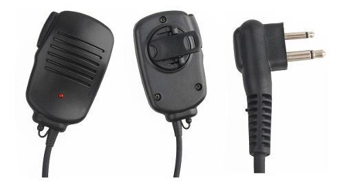 Microfono solapa compatible motorola y hytera envío gratis