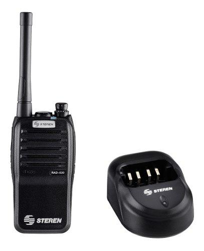 Radio intercomunicador steren profesional uhf 7km* rad-530