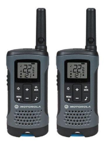 Radio motorola talkabout serie t200 ¡envio gratis!
