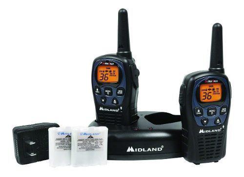 Radios midland lxt560vp3 42km* 26 millas 36 canales