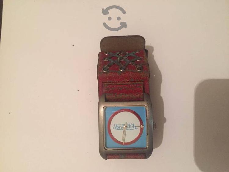 Reloj von dutch para hombre, original, usado