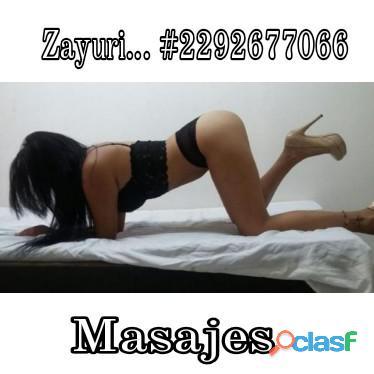 Disfruta de un relax sexual en el mejor sitio de masajes zayuri spa...
