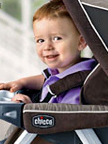 Carreola doble + porta bebe chicco cortina together 3 en 1